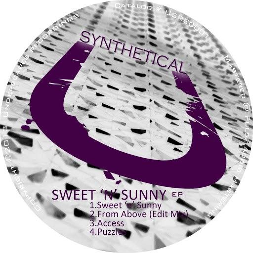 Synthetical альбом Sweet 'n' Sunny EP