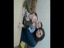 мои любимые крестный сын и племянник