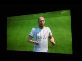 Fifa 18, Алекс Хантер возвращается. Посмотрите классный футбол и пишите комментарии.
