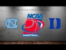 North Carolina Tar Hells vs Duke Blue Devils 09.03.2018ACC ChampionshipSemifinalNCAAM 2017-2018ВиасатViasat Sport HD RU