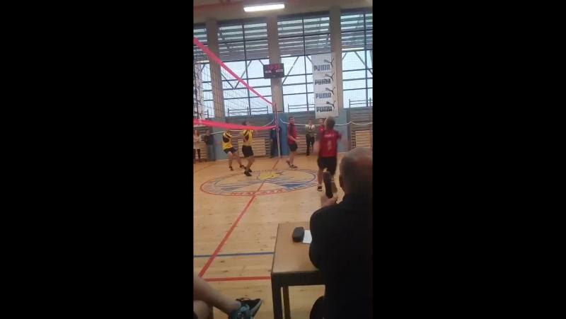 Соревнование по волейболу санаторий Надежда 21века