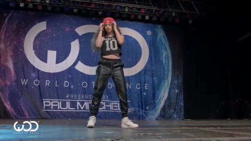 Dytto FRONTROW World of Dance Dallas 2015 WODDALLAS2015