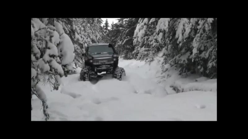 Ford Excursion Fordzilla (Годзилла III)Самый Крутой Джип в России на Дальнем Востоке.Сахалин.
