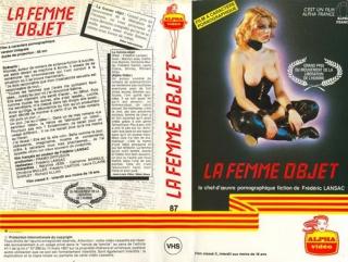 La femme objet / Alpha France / 1981 / Girl for Play