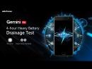 Ulefone Gemini Pro Тест Батареи - Тяжелое Использование за 4 часа
