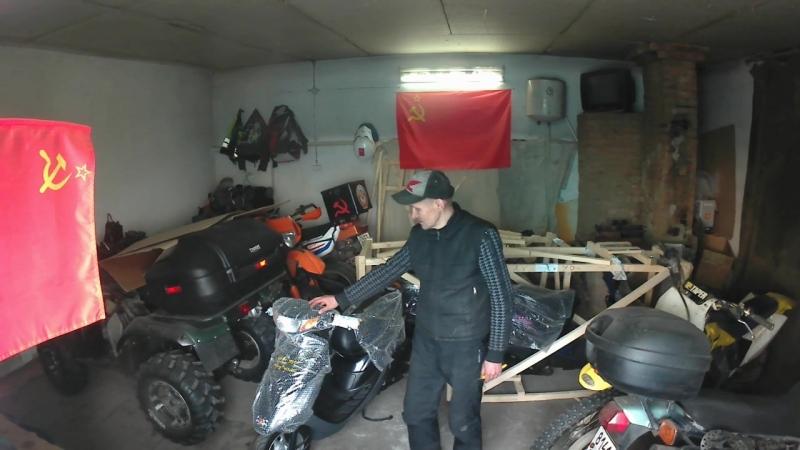 Свежая поставка скутеров из Японии, без пробега по Р.Ф., Honda DIO AF 34, Suzuki Sepia ZZ.