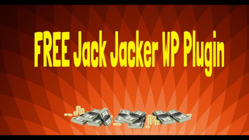 Get jack jacker for free