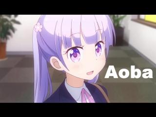 anime.webm K-On, New Game