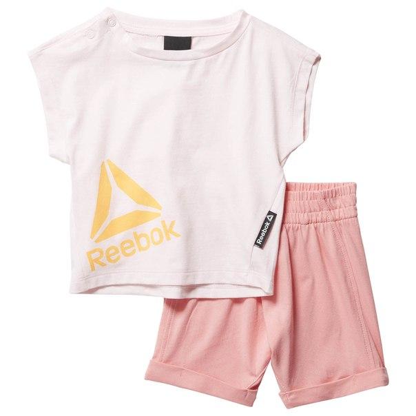 Комплект Sport Essentials Short Sleeve