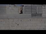 Сирия.Ноябрь 2017.Снайпер боевиков ИГ застрелил бойца САА ,Дамаск