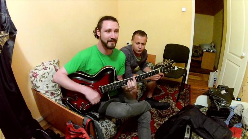 День Гнева - Unplugged в отеле))
