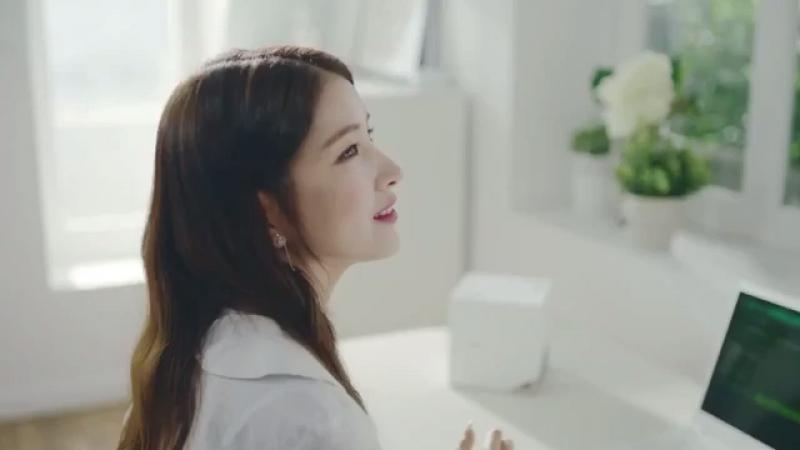 Реклама GFriend для DK Mini Air (очиститель воздуха) ~