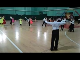 Первенство Нефтеюганска по спортивным танцам.
