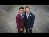 Dustin Lance Black, an American Oscar winner got married to Tom Daley, a British Olympic medallist and the World Champion.