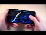 Игры Samsung Galaxy A8 2018 (GTA_SanAndreas, WorldOfTanks, MortalCombatX)