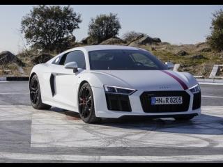 Знакомство с Audi R8 V10 RWS   Audi Info