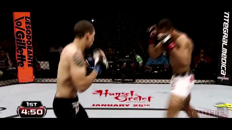 Edson Barboza Highlights - The Winner