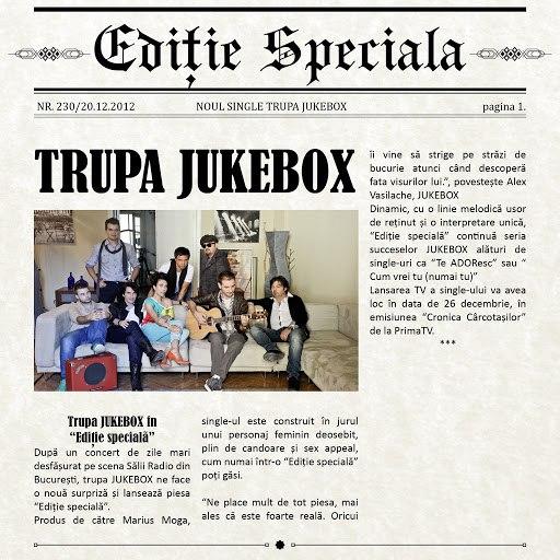 Jukebox альбом Editie Speciala