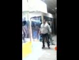 В алматинском торговом центре