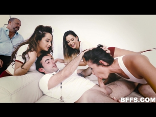 Avi Love, Isabella Nice, Jaye Summers - BFFS Sex Ed [All Sex, Hardcore, Blowjob, Gonzo]