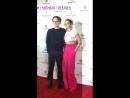 Kristen Josh at the ComeSwim Premiere in LA