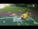 SLs Как растянуть мышцы ягодиц, бедра и поясницы (10 упражнений на растяжку)