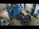 AcademeG ЗИЛ 600 сил оживает. Первый пуск мотора.