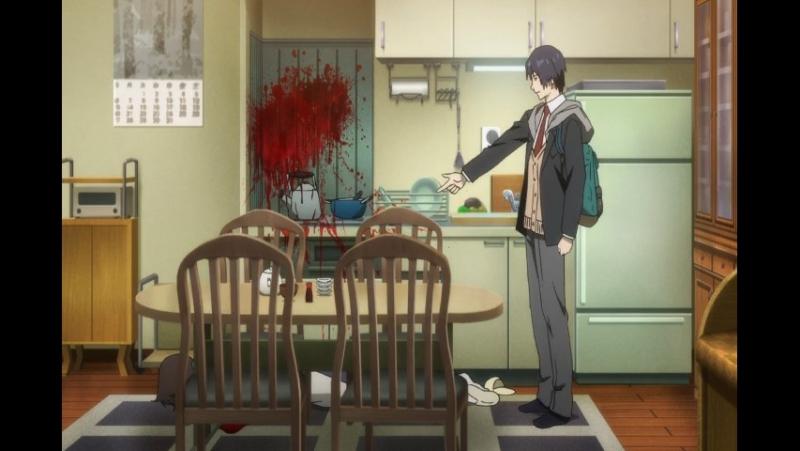 Озвучка 2 серии Инуяшики / Inuyashiki в прямом эфире от OVERLORDS'a