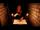 ВЫЗОВ ДУХОВ с иголкой Дух явился и отвечает на вопросы Безумно страшный ритуал ♥ Leah Nadel