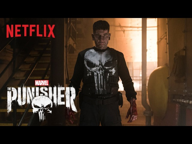 Marvels The Punisher | Official Trailer [HD] | Netflix