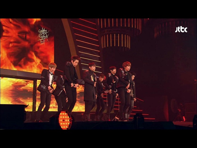 [GDA/Golden Disk Awards] Super Junior (슈퍼주니어) - Superman