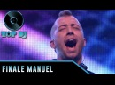 La Finale di TOP DJ Dj Set INTERO di MANUEL ROTONDO