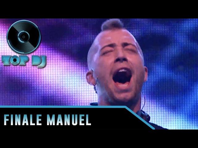 La Finale di TOP DJ | Dj Set INTERO di MANUEL ROTONDO