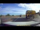 Страшная авария на 959 м км м4 Дон 20.07.2017