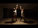 Dancehall Choreo by Maliev Rus'Lan Feat Katerina Troitskaya  Sia The Greatest