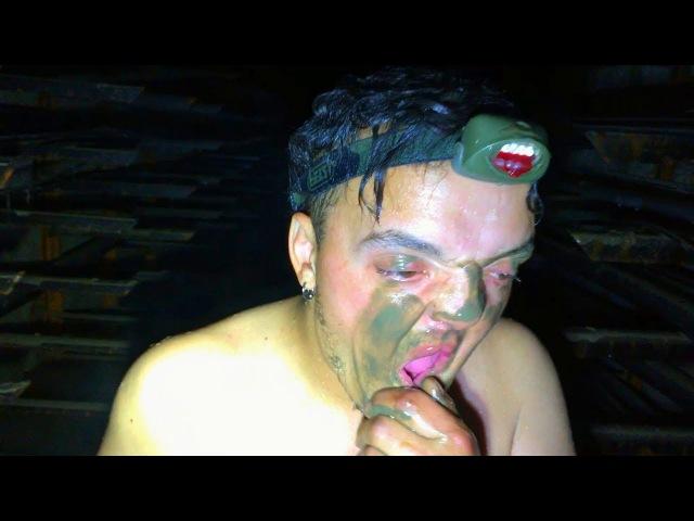 VLOG ● Подземная погоня Пубертат
