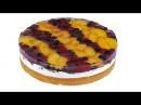 Тирольский пирог очень сочный и фруктовый Подробный видео рецепт