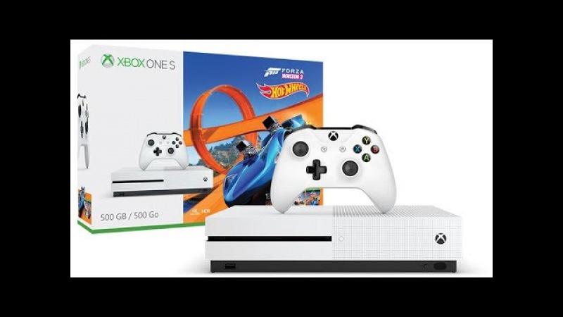 Хит продаж - игровая консоль Xbox One S от Microsoft
