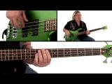Funk Bass Groove Lesson - Funk Stew Breakdown - Stu Hamm