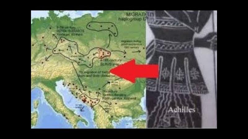 RUSKI PROFESOR PRIZNAO ISTINU - Deretić je bio u pravu,evo dokaza o Lužičkoj kulturi!