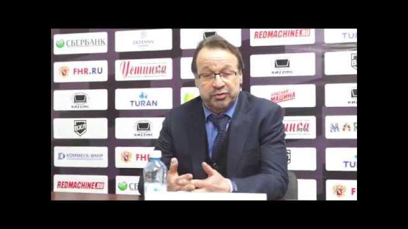 03.12.2017 | Пресс-конференция «Торпедо» – «Челмет»