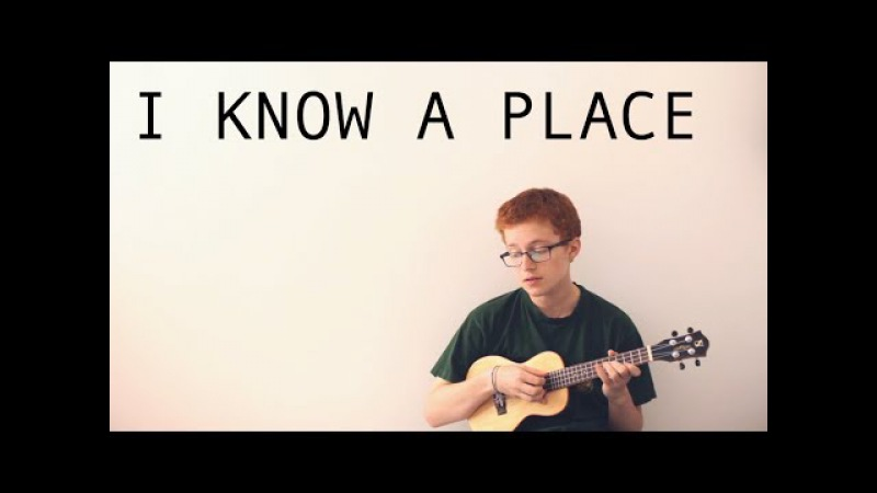 I Know A Place – Conan Gray (Ukulele Cover)