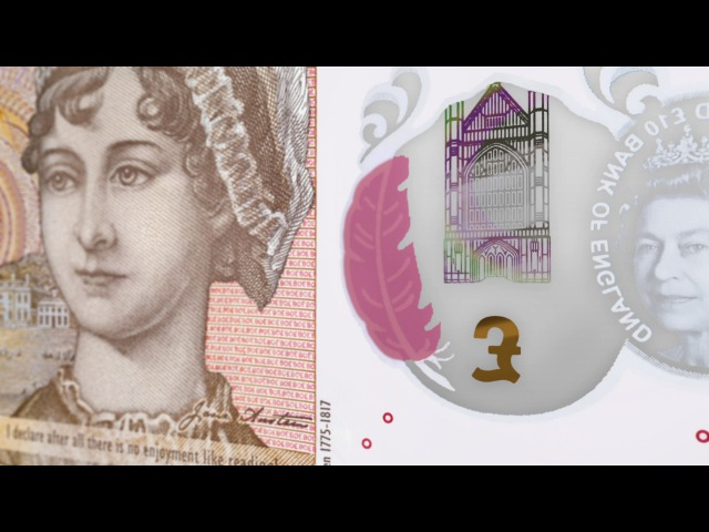 The New £10 Note - Key Security Features