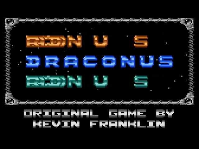 Draconus - Main Theme (Atari XL/XE) 8bit - STEREO