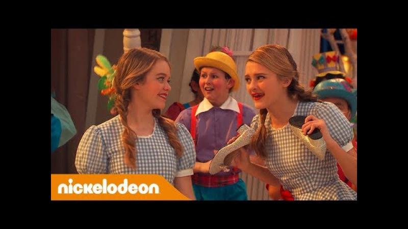 Никки, Рикки, Дикки и Дон Дуэт Дон и Элизобэт | Песня Дороти про башмачки | Nickelodeon Россия