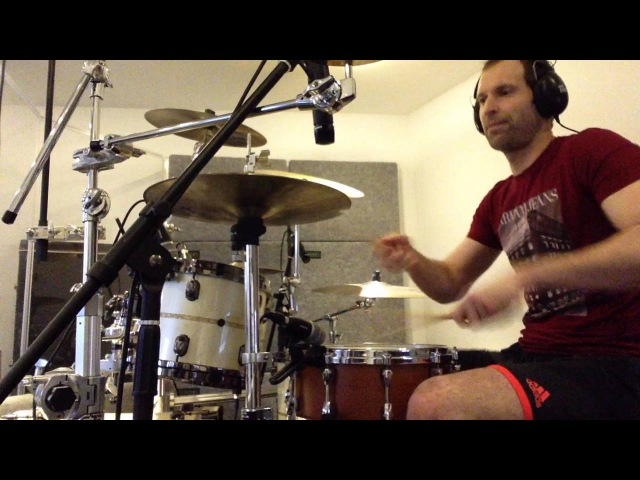System of a Down Toxicity Drum cover by Petr Cech Arsenal