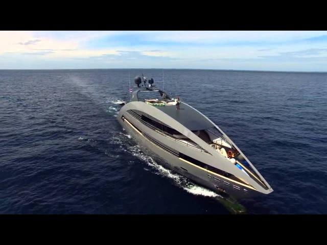 Самая новая яхта в мире / Самая дорогая яхта в мире The most expensive yacht in the world /
