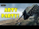 World of Tanks Funny Moments ARTY PARTY 51