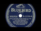 1941 HITS ARCHIVE Chattanooga Choo Choo - Glenn Miller (Tex &amp Modernaires, vocal) (the #1 version)