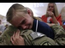 SOLDIERS COMING HOME TO CHILDREN | Most Emotional Video | RESPECT